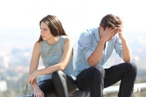 Beziehungstress Freund und Freundin
